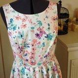 Новое Очень красивое платье LC Lauren Conrad Оригинал из Америки р. M-L 8