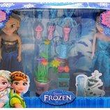 Куклы Фрозен Frozen с мультфильма Ледяное сердце bx002c-2