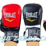 Перчатки гибридные для единоборств Elast 4612 4 цвета, L/XL
