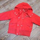 Куртка ветровка девочке 3-5 лет.