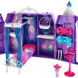 Barbie Космический дом-замок Космическая комната Барби Star Light Adventure Galaxy Castle DPB51