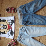скинии джинсы на 1год- 2,2 года