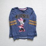 Топ H&M с Минни для девочки 6-8 лет