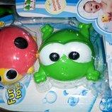 Набор для ванной брызгалки животные 2шт 2види CQS606-2