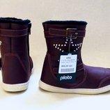 Распродажа Модные и качественные демисезонные ботинки Тм Plato 27-32 р.р.