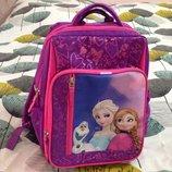 Школьный рюкзак Эльза,холодное сердце,Frozen