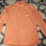 Новая фирменная мужская рубашка, р.XL-2xl, сток