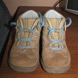 Демисезонные кожаные ботинки Superfit р. 22, ст. 14 см