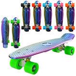 Скейт MS 0294 Пенни борд Penny Board