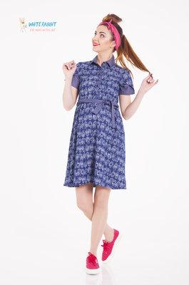 55f89ad0597 Джинсовое платье рубашка для беременных и кормящих мам  805 грн ...