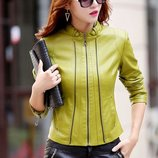куртка женская Хит демисезонная пиджак женский ветровка парка косуха