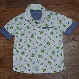 Рубашка жучки Nutmeg на 3-4 года