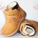 Демисезонные ботинки Шалунишка. Размеры 29, 30