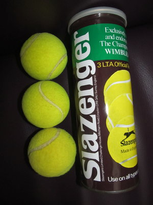 Мячи для тенниса Slazenger