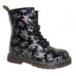 Шикарные ботинки для девочки B&G