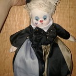 Игрушка кукла лялька ручной работы 35см.