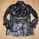 Женская кожаная куртка 3ХL