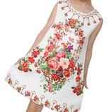 Нарядное стильное платье Розы