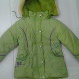 куртка зима 3-5 лет.