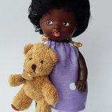 Кукла куколка Гдр Германия 19 см