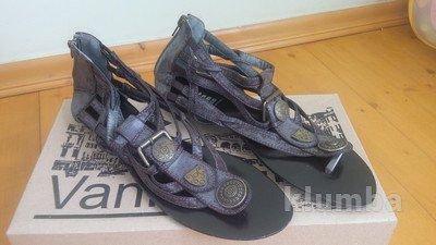 Стильные босоножки сандалии вьетнамки, стелька 26 см