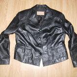 Куртка-Пиджак из натуральной кожи,,ХХL