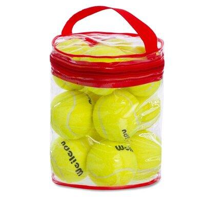 Мяч для большого тенниса Odear 901-12 12 мячей в сумке