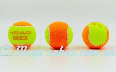 Мяч для большого тенниса Head T.I.P. 578223 3 мяча в комплекте
