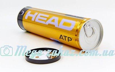Мяч для большого тенниса Head ATP 570314 4 мяча в вакуумной упаковке