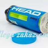 Мяч для большого тенниса Head Pro Can 571023 3 мяча в вакуумной упаковке