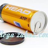 Мяч для большого тенниса Head ATP 570303 3 мяча в вакуумной упаковке