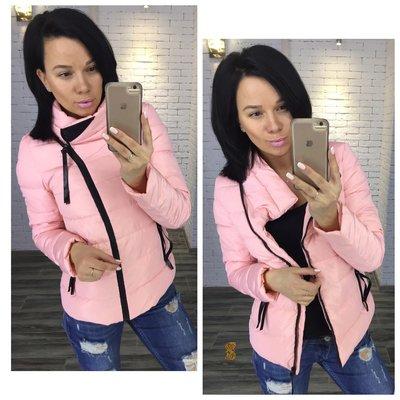 762ef8319235 Женская куртка на синтепоне весна  650 грн - демисезонная верхняя ...