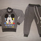 Костюм для мальчиков, Микки, Mickey Mouse