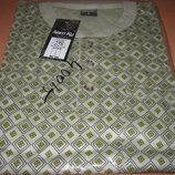 Пижама мужская св.зеленая 100% хлопок размер М 44-46