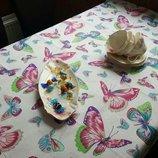 Скатерть на большой стол праздничная в наличии