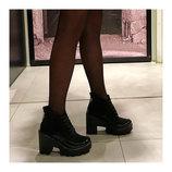 Мегастильные,удобные ботинки-Скидка