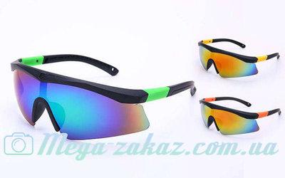 Велоочки солнцезащитные спортивные очки BD7901 3 цвета