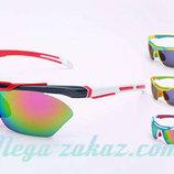 Велоочки солнцезащитные спортивные очки MC5270 4 цвета