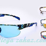 Велоочки солнцезащитные спортивные очки Хаки LX9904 4 цвета