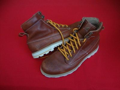 Ботинки Volcome натур кожа оригинал 45-46 разм