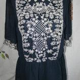 Блуза в кружевом falmer