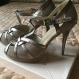 Туфли-Босоножки D.BIGIONI р37. Скидка10%