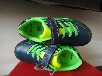 Новые кожаные кроссовки Clarks. US 10 W 2bda9a6a5e387