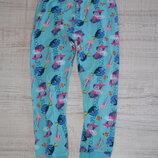 Пижамные, трикотажные штаники Mini Club р. 4-5 лет