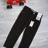 Новые вельветовые брюки Denim Co 3-4 г 104 см