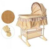 Кровать Детская Деревянная M 1542