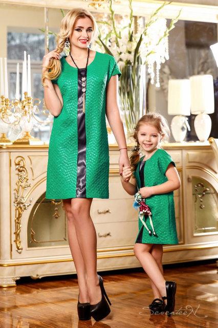 Одинаковая одежда для мамы и дочки  купить наряд для мамы и дочки ... fd6f8ee0b00