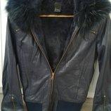 Продам шикарную кожанную куртку