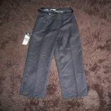 Стильні нові фірмові класичні брюки F&F, 4/5р 110cм.