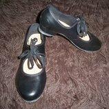 Фірмові туфлі для танців степ,чечітка Bloch Evie Gamble, 36, 23.5 см.